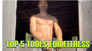 My Top 5 Tools For Year Round Fitness