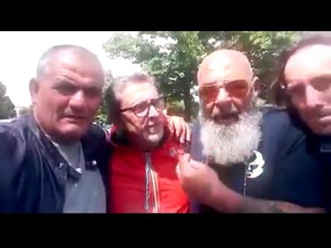 CARLO ALVINO MINACCIATO ! Chiarimento degli Ultras NAPOLI