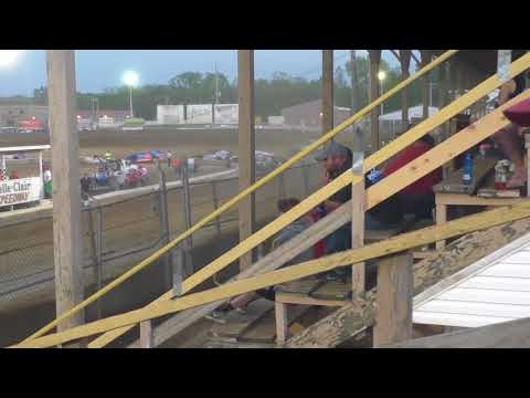 Belle-Clair Speedway May 11, 2018 ProMod 3
