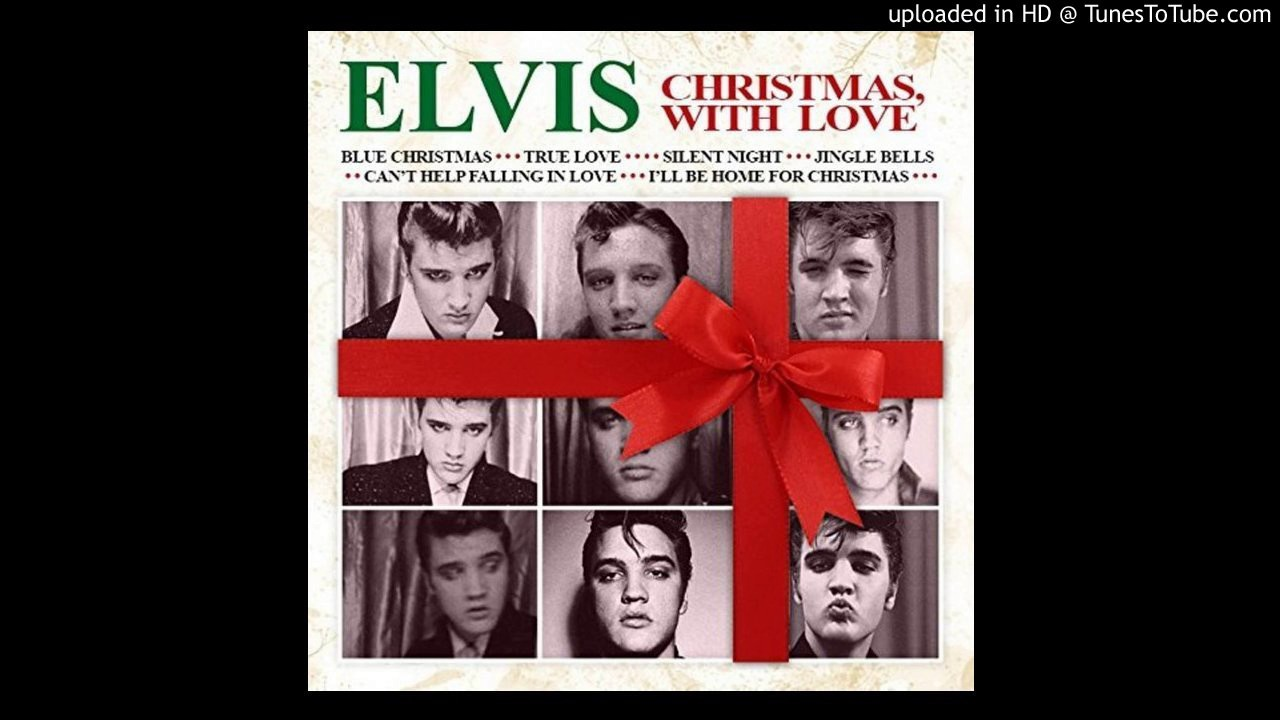 Ill Be Home For Christmas 2016.Elvis Presley I Ll Be Home For Christmas 2016 Duet Mix