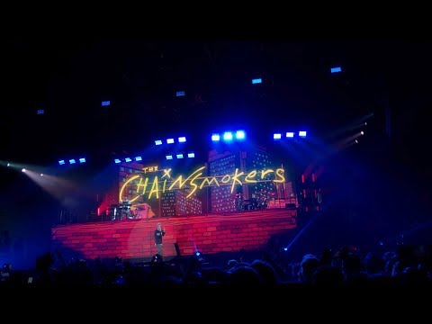 The Chainsmokers – Samsung Hall Zürich 2018