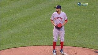 Бейсбол. MLB. Балтимор Ориолс - Бостон Ред Сокс (17.08.2016) [RU]