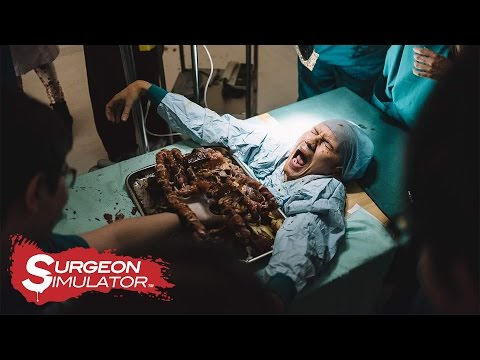 Download Youtube: Surgeon Simulator In Real Life!