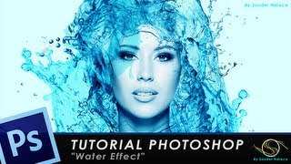 "TUTORIAL PHOTOTSHOP ""Water effect"""