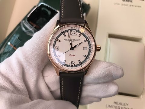 Xship.vn: Frederique Constant Vintage Rally Healey FC-303WGH5B4