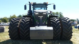 Fendt 1050 Vario Going Big on The Pulling Arena | Pulling The Big Sledge | Tractor Pulling DK