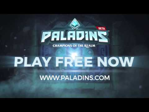 Celebrate PALADINS Open Beta On Console With 10,000 Free Bomb King