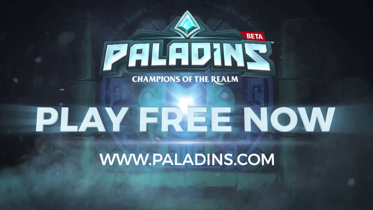 Paladins Free Skins and Champion Lex Giveaway