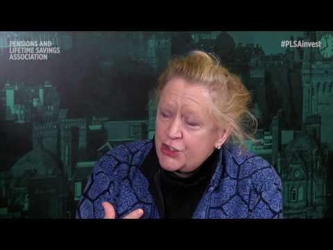 PLSA Interview with Margret Heffernan