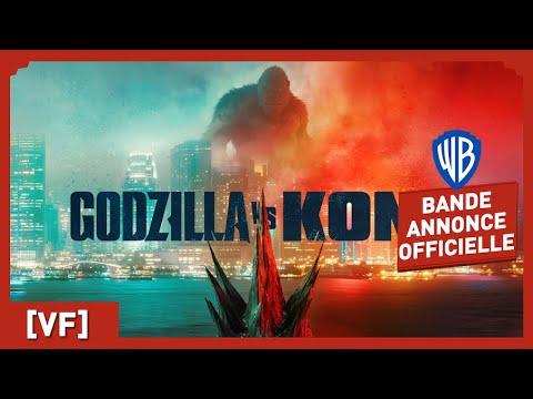 Godzilla vs Kong – Bande-Annonce Officielle (VF) - Alexander Skarsgård, Millie Bobby Brown