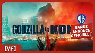 Bande annonce Godzilla vs. Kong