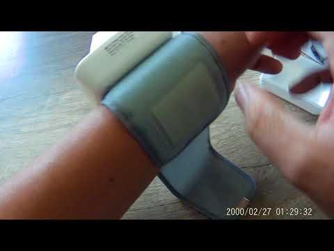 Sanitas SBC 22 Handgelenk-Blutdruckmessgerät: Zuverlässige Pulsmessung zum Schnäppchenpreis