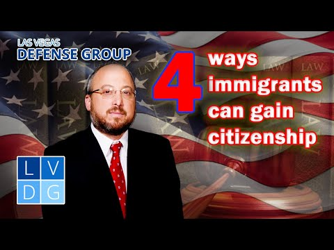 Becoming a U.S. citizen through naturalization in Nevada