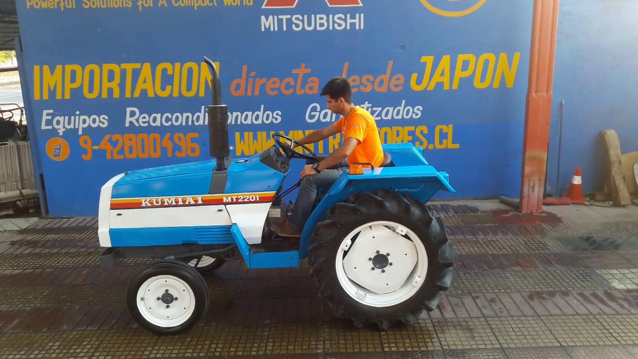 Mitsubishi Tractor Mt2201 Parts : Mini tractor mitsubishi mt youtube