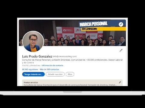 1️⃣ 1️⃣  BUSCAR 𝗧𝗥𝗔𝗕𝗔𝗝𝗢 𝗘𝗡 𝗟𝗜𝗡𝗞𝗘𝗗𝗜𝗡 🚩 𝙏𝙍𝙐𝘾𝙊𝙎 para encontrar EMPLEO por el MERCADO OCULTO - 2019