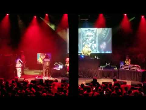 Eric B & Rakim - Lyrics Of Fury (Live Raleigh, NC 4-19-18