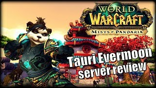 WoW Private Server Review - Tauri Evermoon