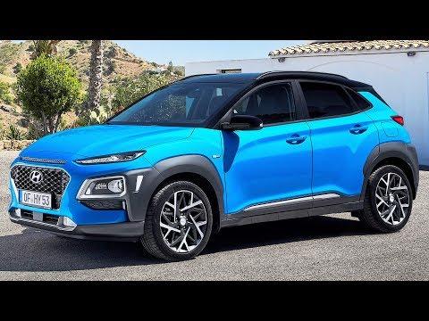 2019 Hyundai Kona Hybrid - Eco-Friendly Sub-Compact SUV