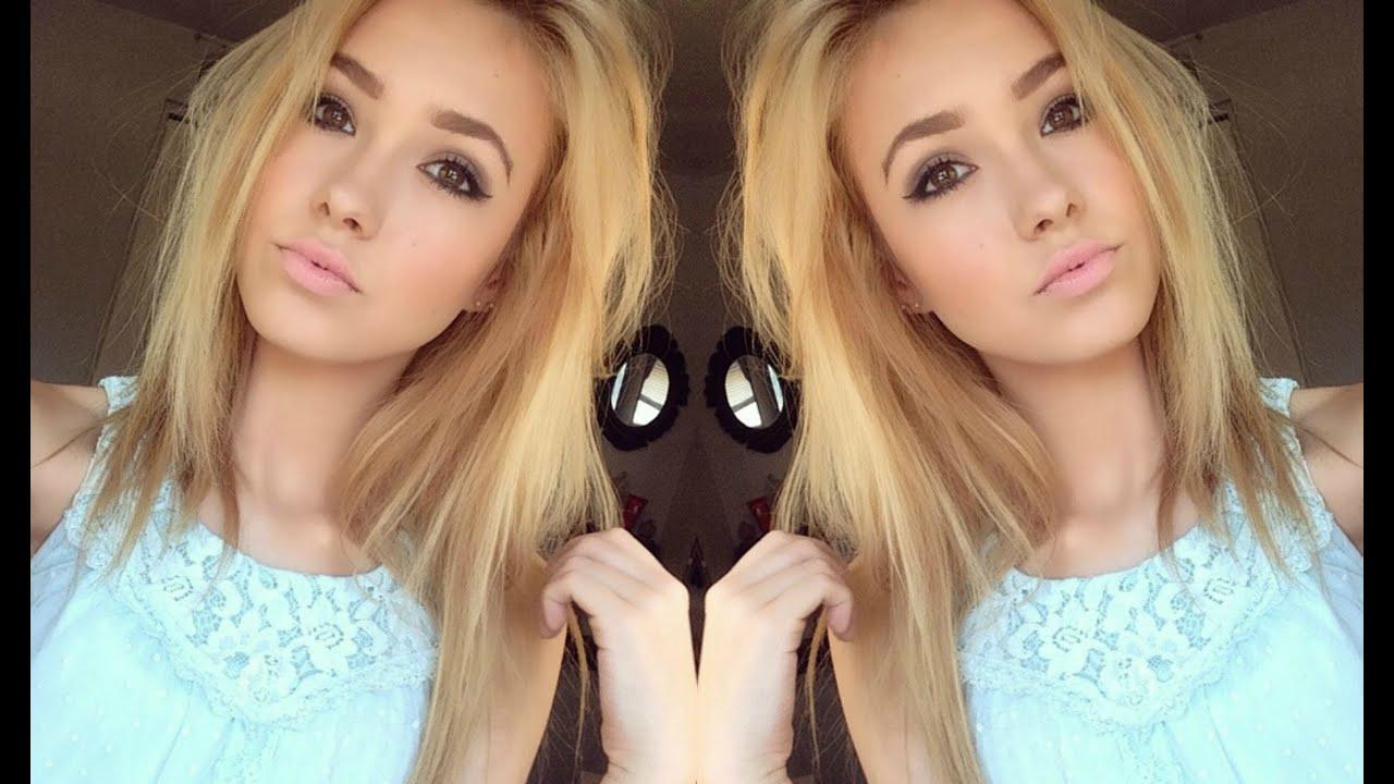 Back to school high school makeup tutorial youtube baditri Gallery