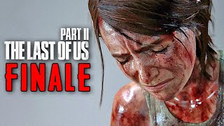 THE LAST OF US 2 FINALE ITA - ELLIE vs ABBY! + Spiegazione FINALE (a caldo)