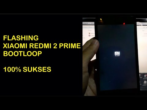 cara-flash-xiaomi-redmi-2-prime-bootloop