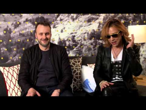 What does creative freedom mean to Yoshiki? (Sundance 2016)