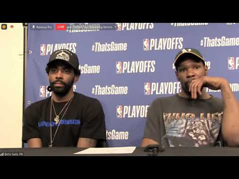 Nets vs. Bucks Game 3: Kevin Durant, Kyrie Irving, and Steve Nash ...