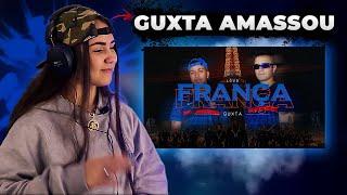 LOUD GUXTA - CAMISA DA FRANÇA (Videoclipe Oficial) [REACT Mah Moojen]