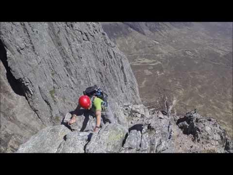Buachaille Etive Mor via Curved Ridge