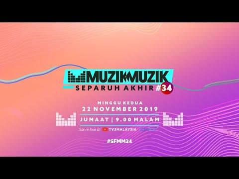 [LIVE] Separuh Akhir Muzik-Muzik 34 - Minggu 2 | #SFMM34
