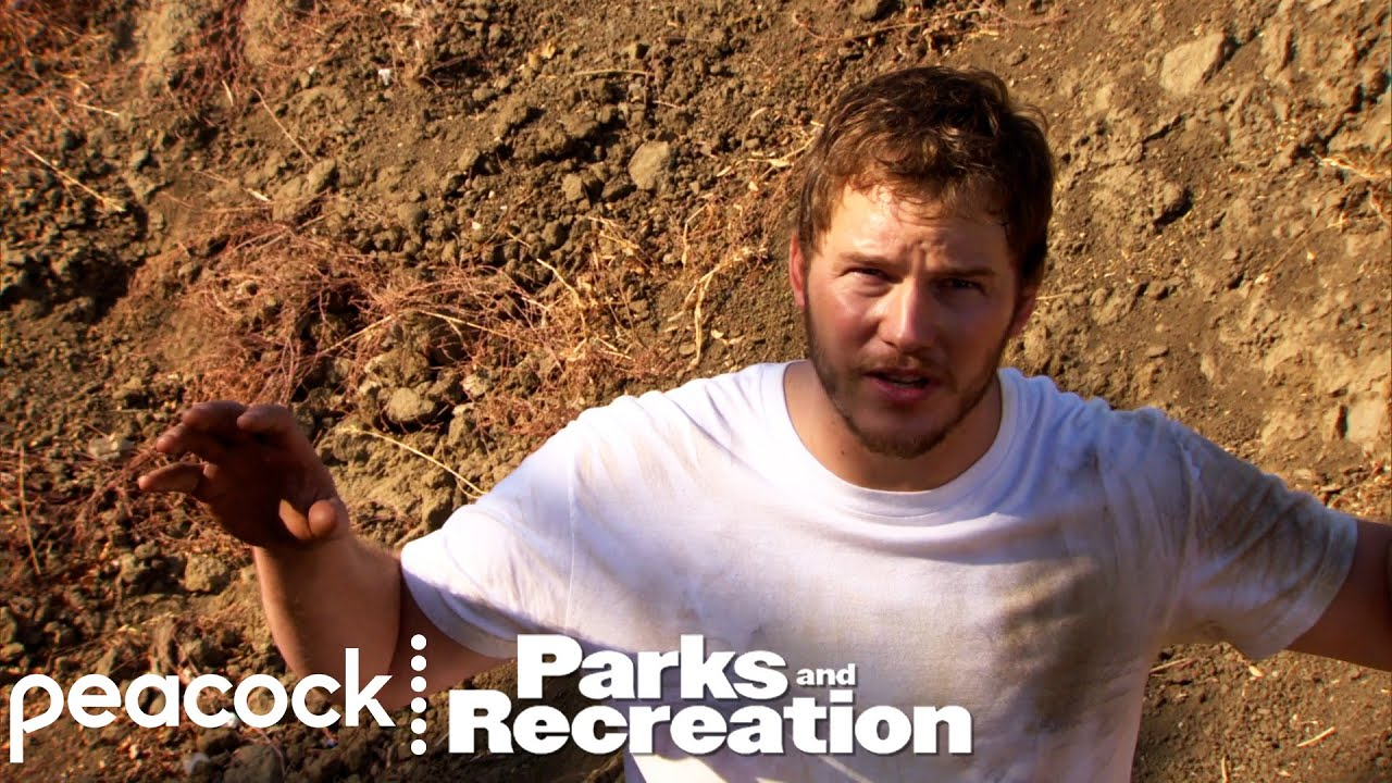 Andy's Life in the Pit - Parks and Recreation