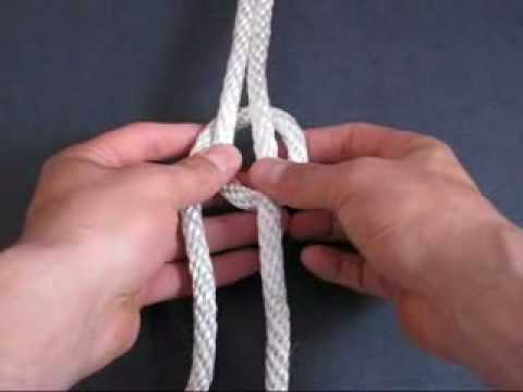The Double Coin Knot by Two Knotty Boys.avi