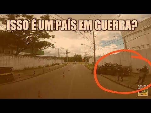 EP1.ARMADO DE FUZIL,DUTRA, AV BRASIL RIO DE JANEIRO. SEGURANÇA, FORÇA NACIONAL, INTERVENÇÃO FEDERAL