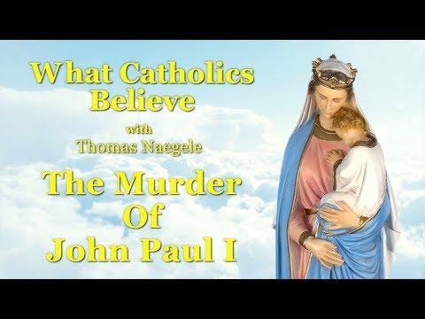 The Murder of John Paul I