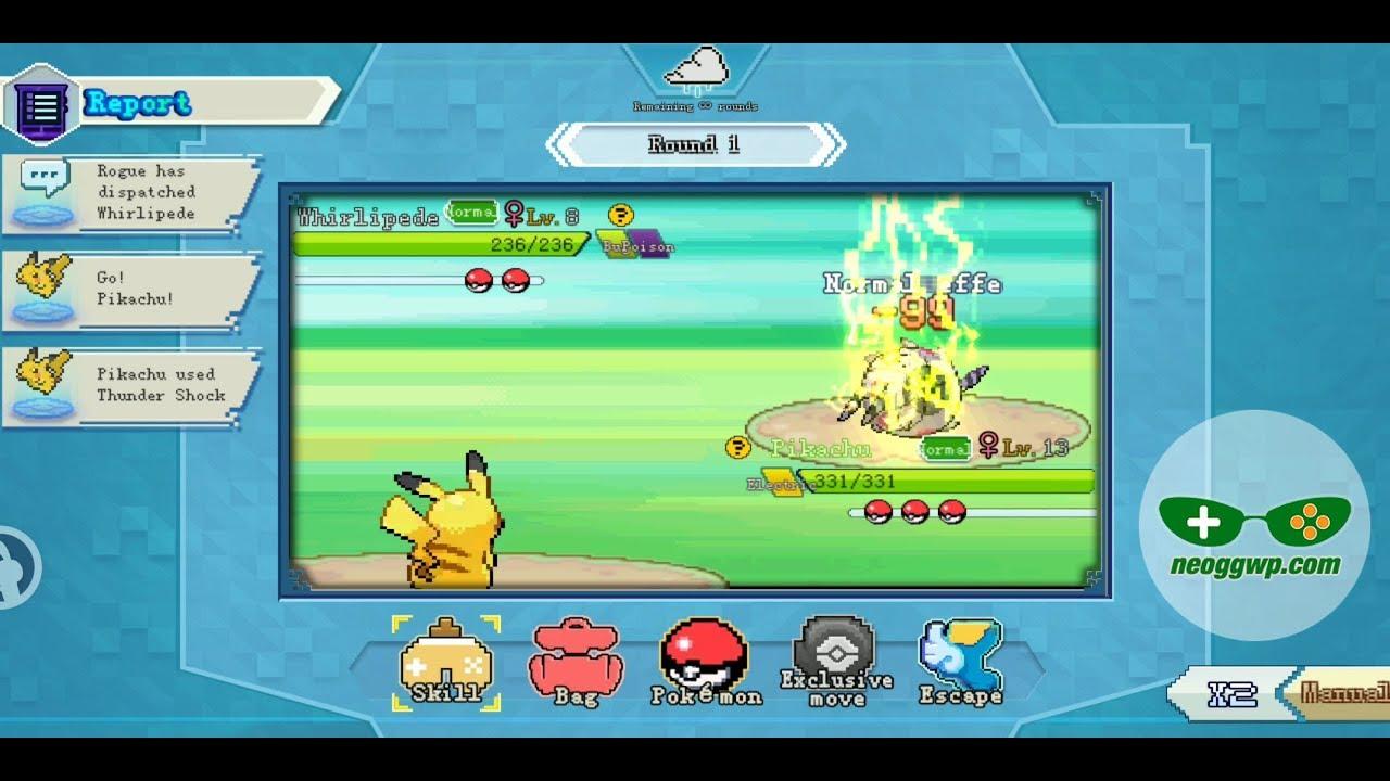 new pokemon games apk download