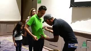 embeded bvideo Guerreros de Corazón - Actividad Social Veracruz (Clausura 2018)