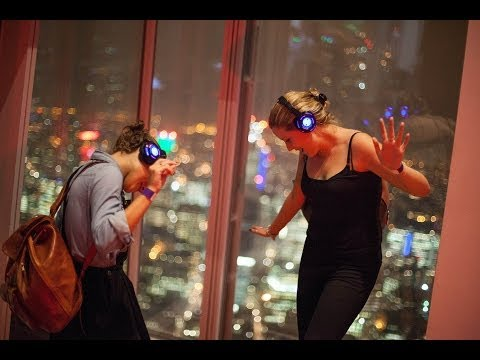 Time Out Silent Disco at The View from The Shard