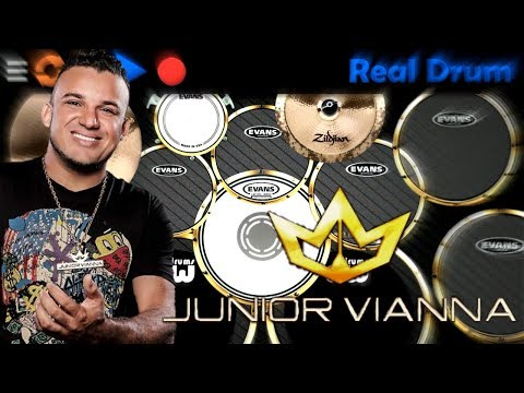 Real Drum 🎶Junior Vianna - Ser casado é muito chato🎶 Nilkson Drummer