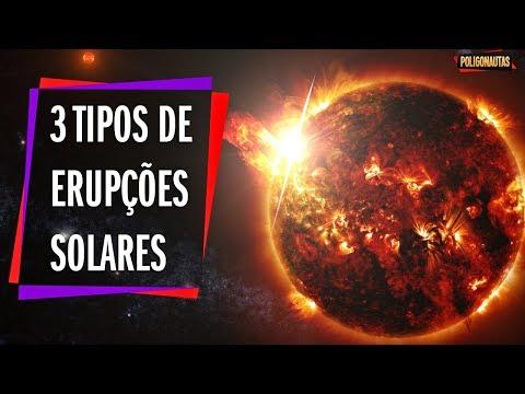 Os Perigos de uma Tempestade Solar Grave para a Terra   SpaceList