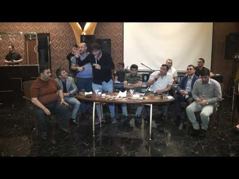 SUPER MEYXANA - Sumqayit Serxanin ad gunu | Mehman,Elekber,Kamran,Atash,Mubariz,Vuqar
