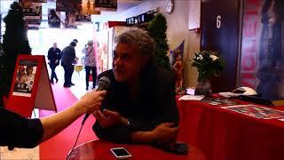 Entrevue avec Amor Hakkar
