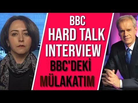 Sevgi Akarcesme on BBC's Hard Talk on Zaman's brutal take over