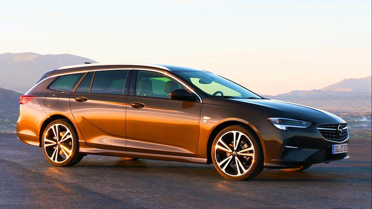 Freisetzung Opel Insignia Sports Tourer 2021