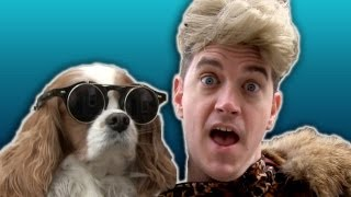 Macklemore - Thrift Shop PARODY! Key of Awesome #69