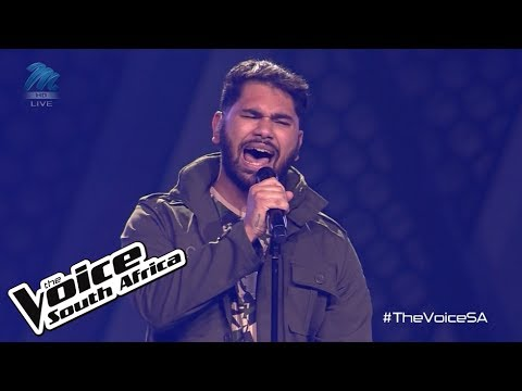 Craig - Alive | The Live Show Round 8 | The Voice SA