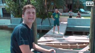 Crashing dock - David Guetta - Martin Garrix view