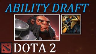Dota 2 Ability Draft OP Axe Carry