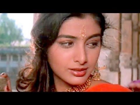 Maathe Ki Bindiya - Alka Yagnik, Udit Narayan, Tabu, Sunny, Himmat song (k)