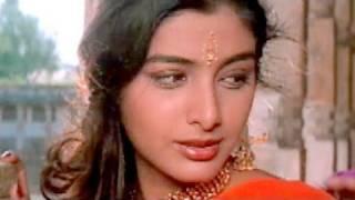 Maathe Ki Bindiya - Alka Yagnik, Udit Narayan, Tabbu, Sunny, Himmat song (k)