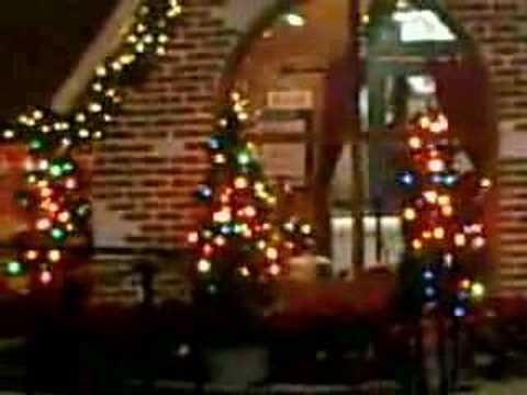 St.Johns Town Center before Christmas